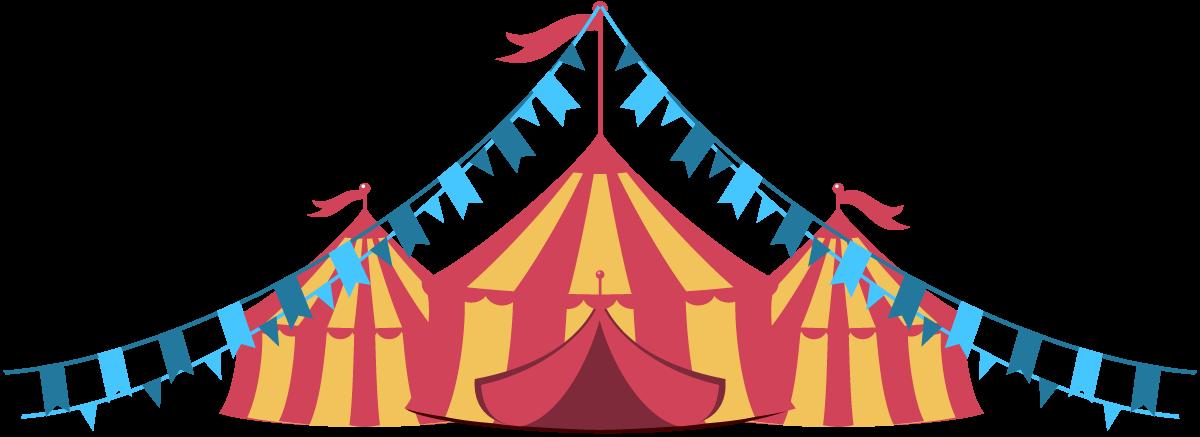Zirkuszelt